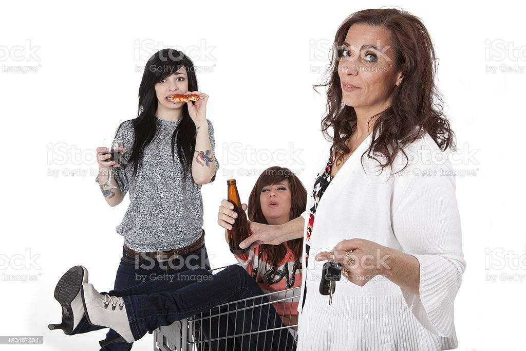 MADD Mothers Against Drunk Driving royalty-free stock photo