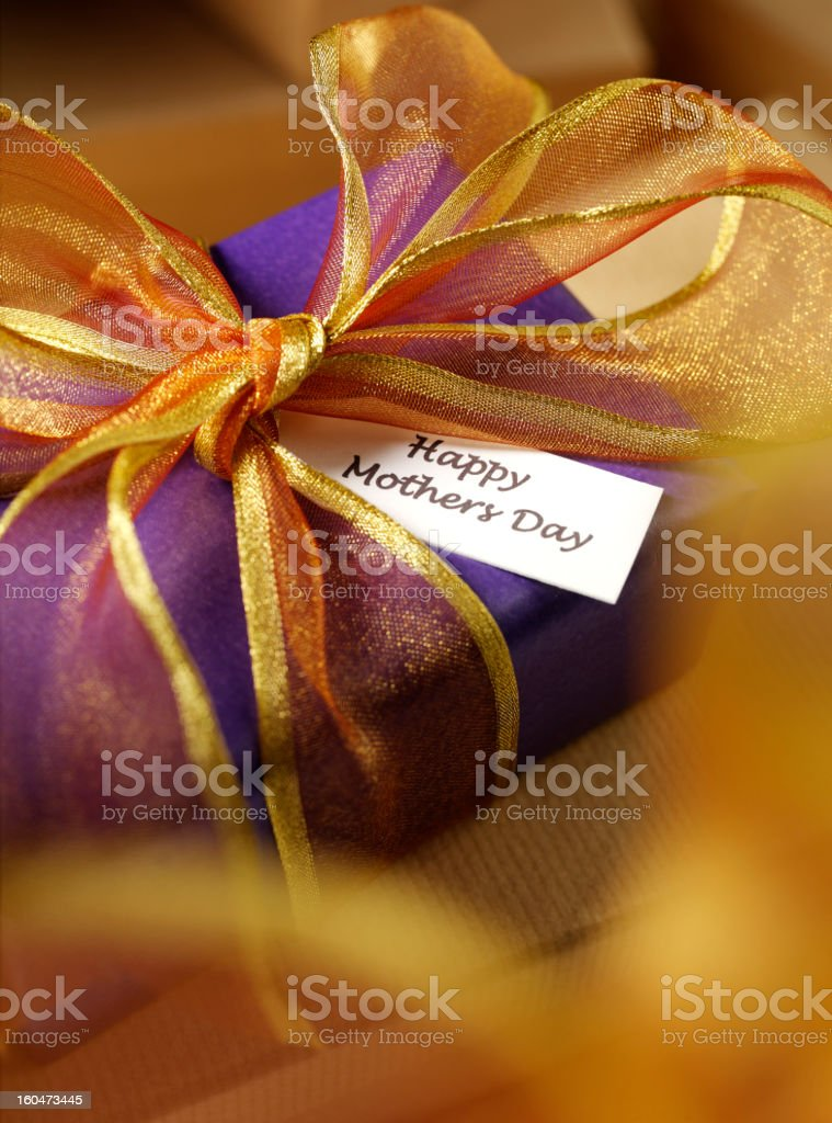 Mother's Day Gift stock photo