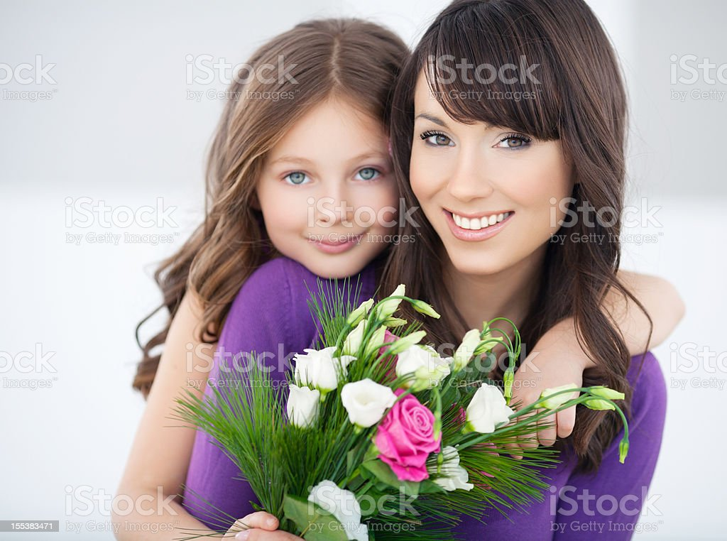 Mother's day. royalty-free stock photo