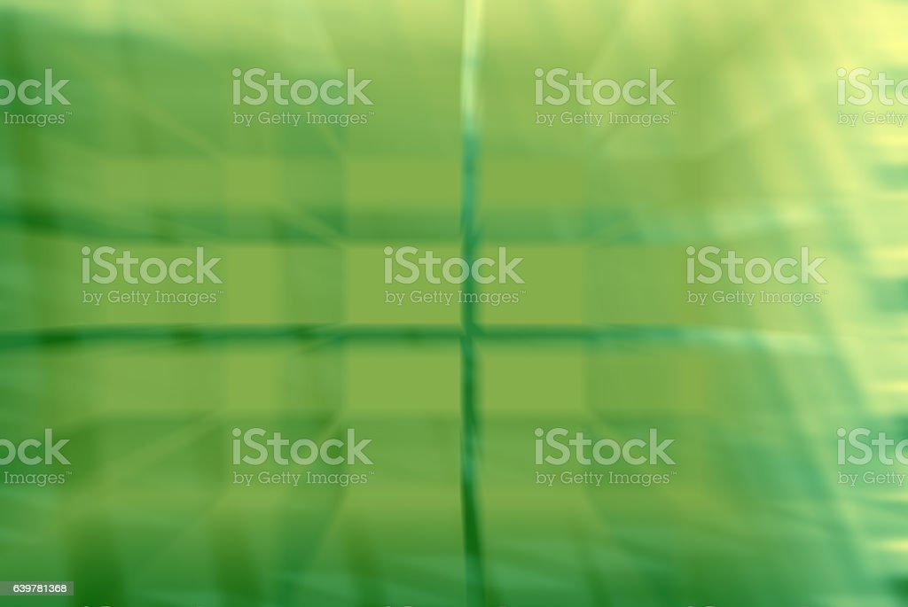 Motion Blur Abstract Background Greenery Pantone Color vector art illustration