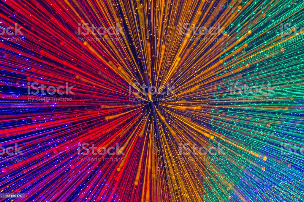 motion blur abstract stock photo