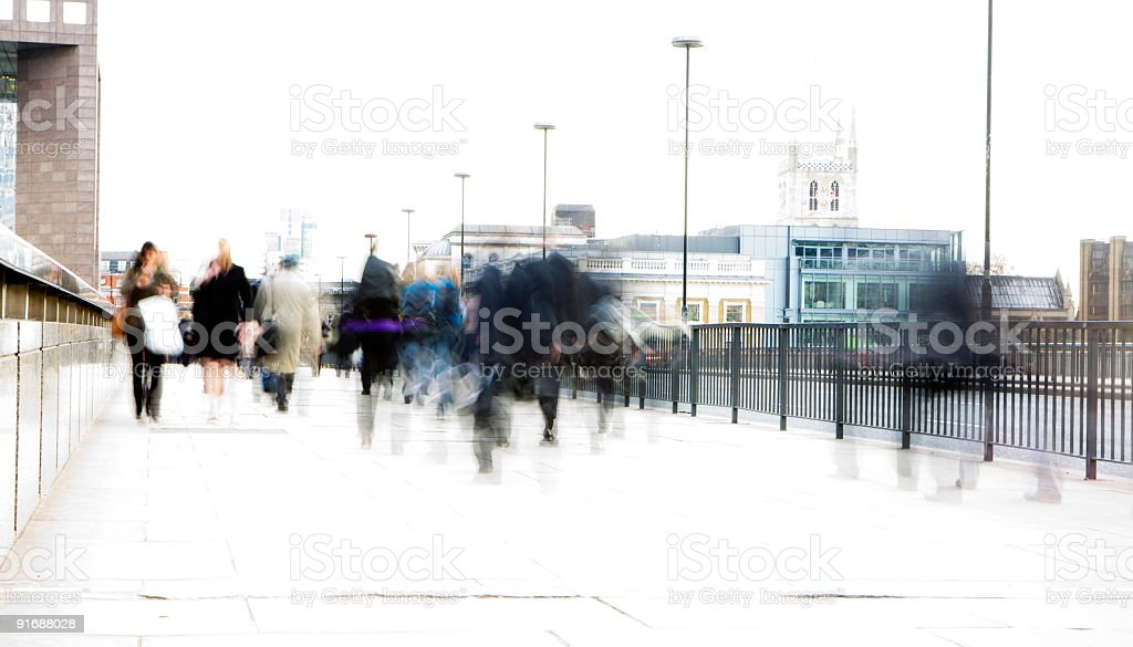 motion blur royalty-free stock photo