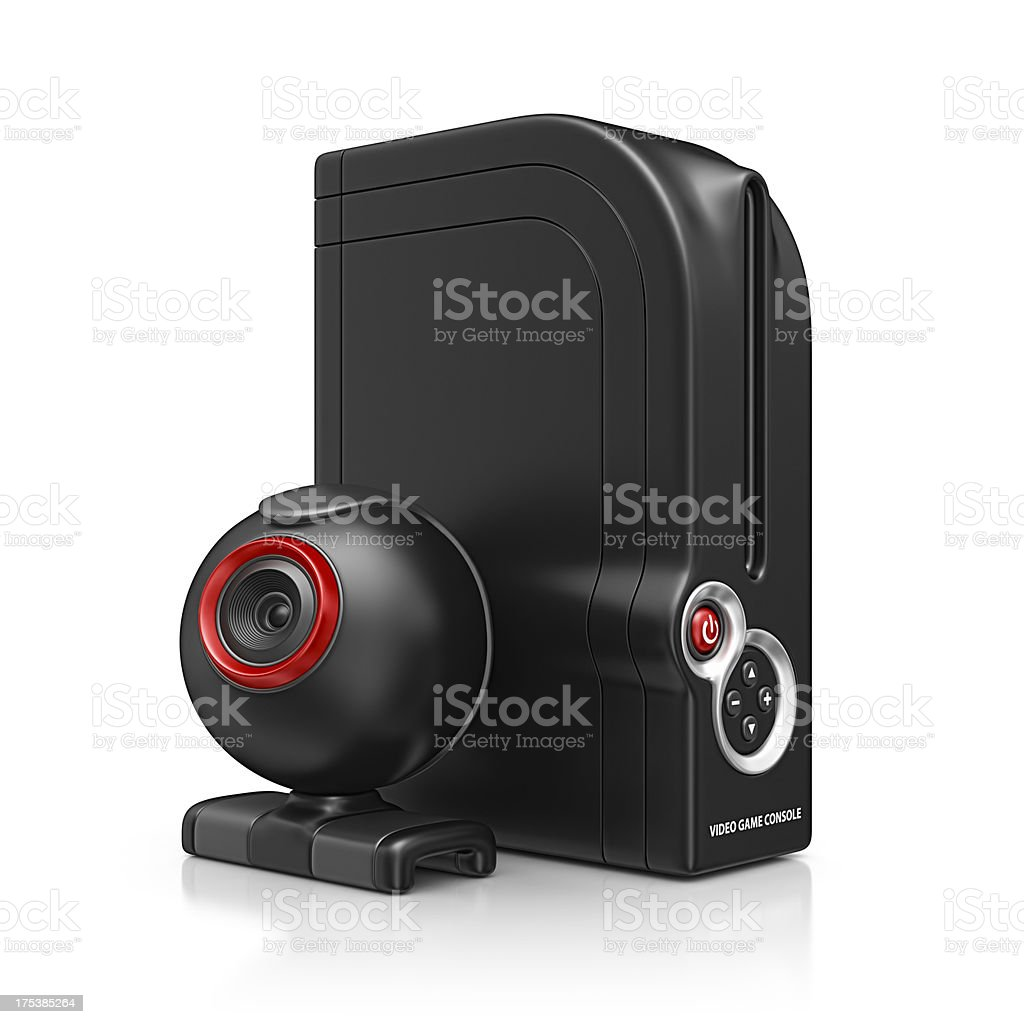 motion console royalty-free stock photo