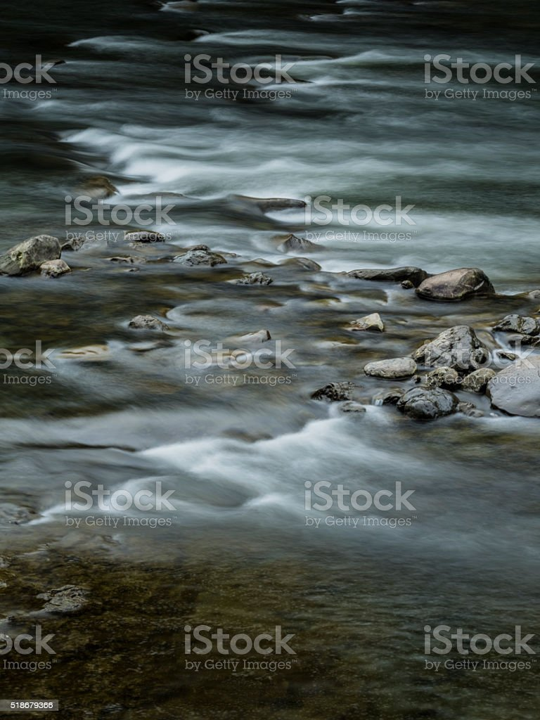 motion creek stock photo