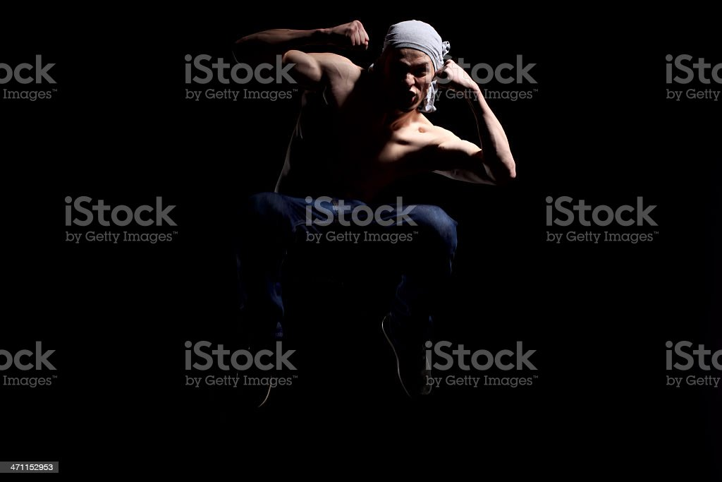 Motion royalty-free stock photo