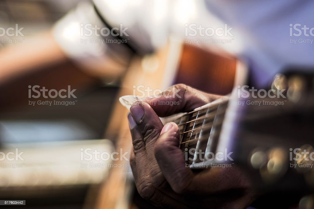 Motional Music stock photo