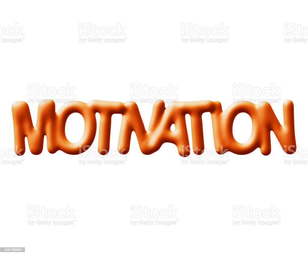 Motivação foto royalty-free
