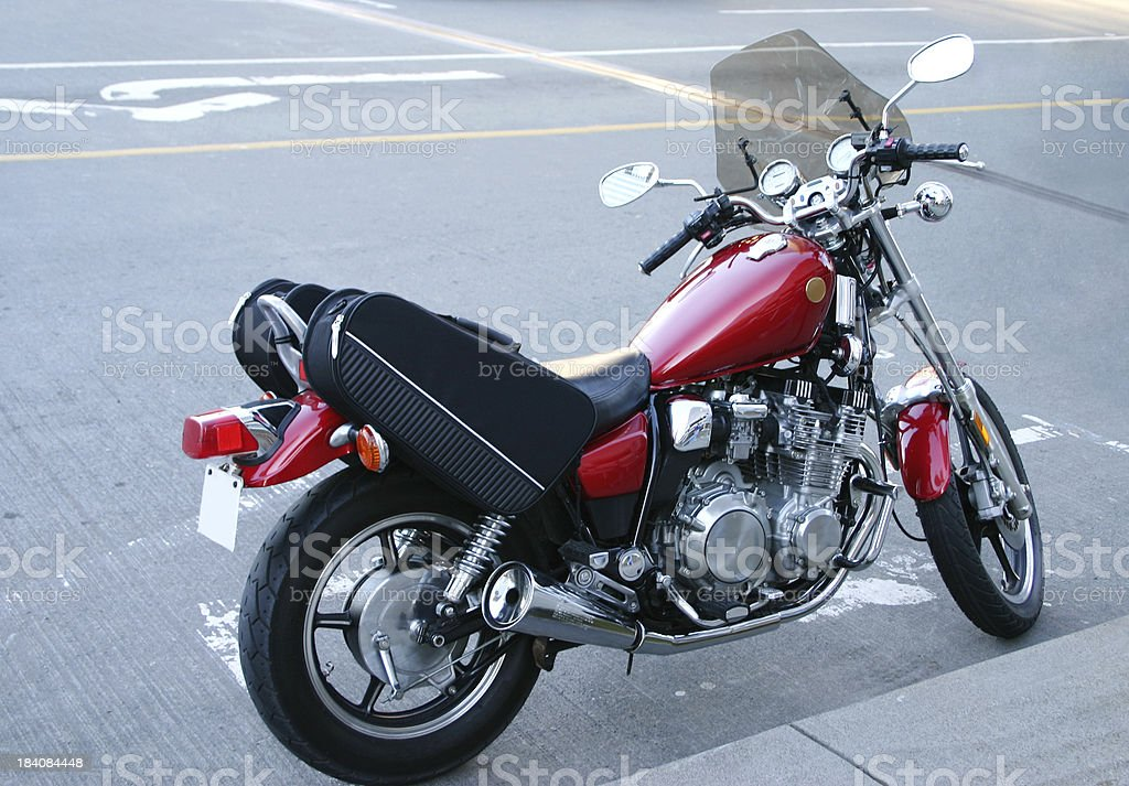 Motorbike royalty-free stock photo