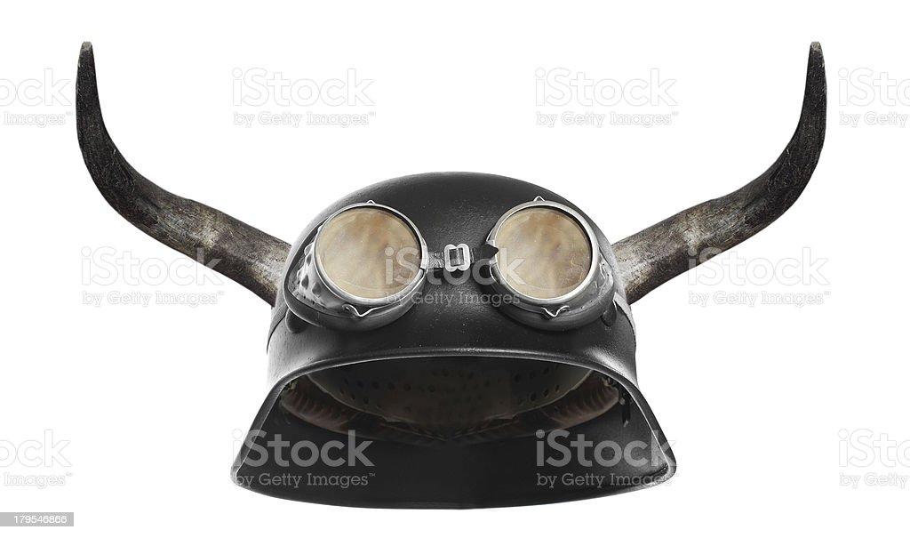Motorcycle helmet. royalty-free stock photo