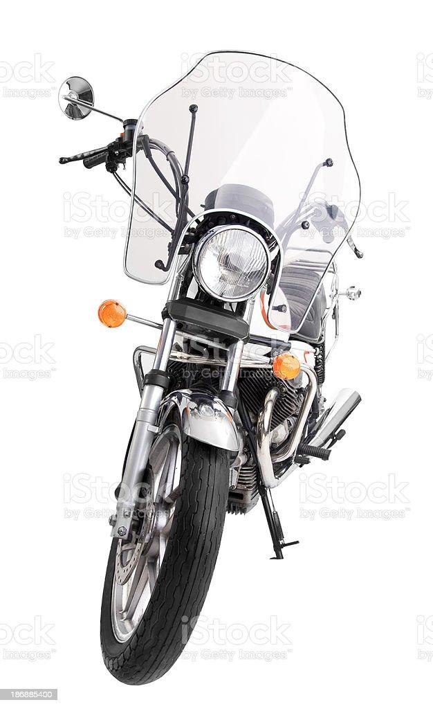 Motorcycle royalty-free stock photo