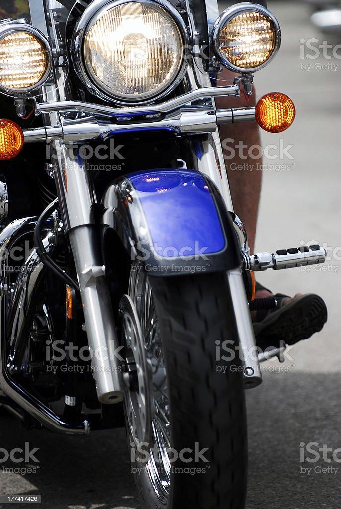 motorcyles stock photo