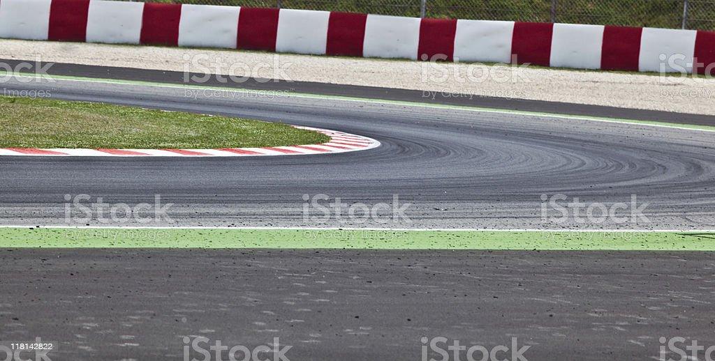 Motorsport Racetrack