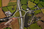 M6 Motorway - Junction 19