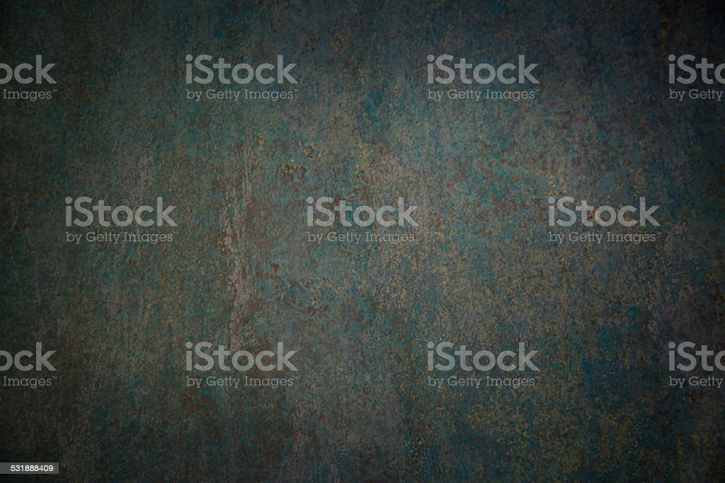 Mottled Blue and Brown Granite Texture Background stock photo