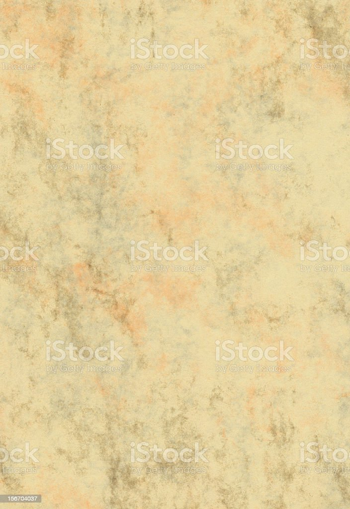 Mottled paper royalty-free stock photo