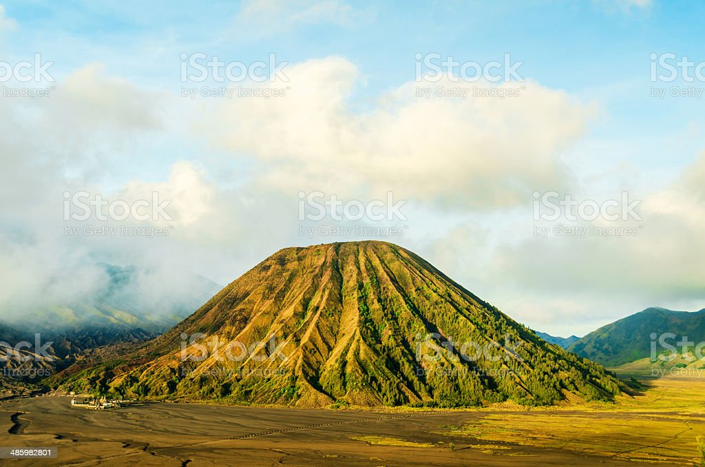 Gunung Bromo stock photo