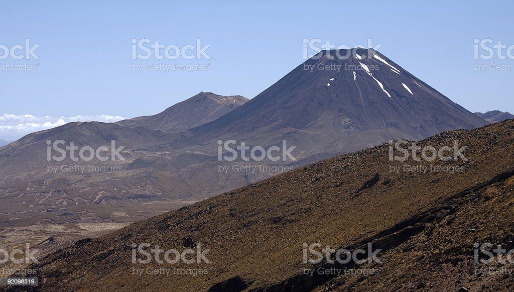 Mount Doom - the original... royalty-free stock photo