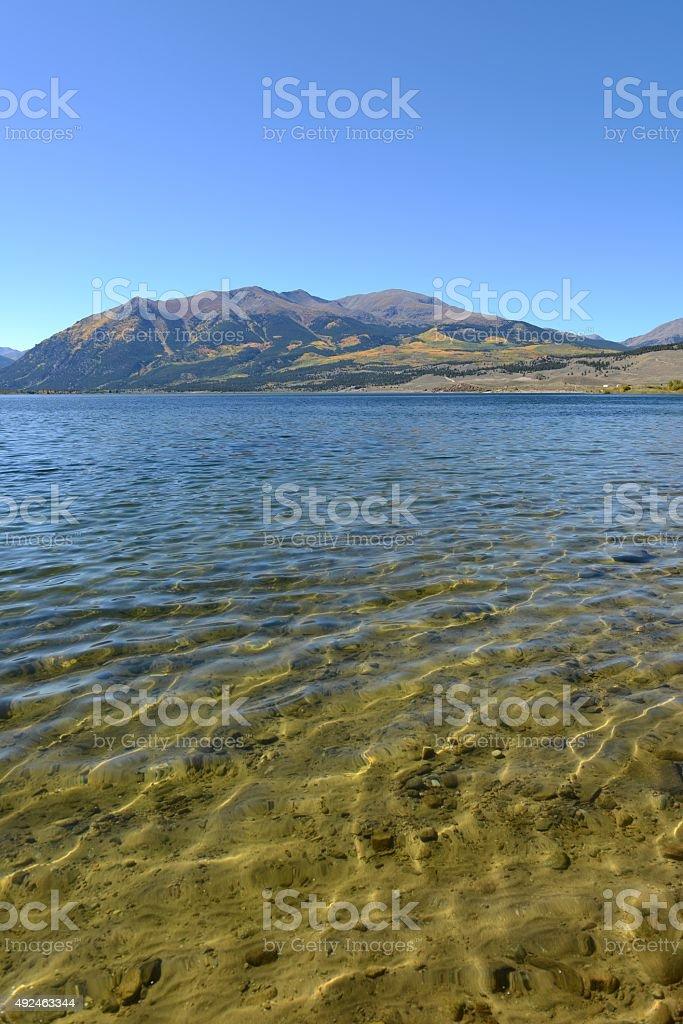 Mount Elbert stock photo