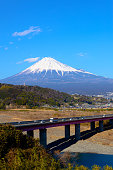 Mount Fuji and Highway