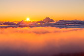Mount Haleakala Sunrise, Maui
