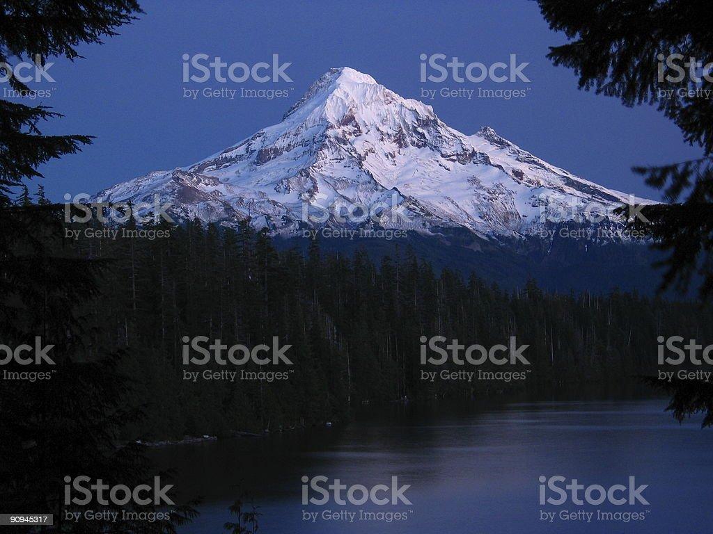 Mount Hood, Oregon stock photo