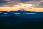 Mount Jefferson Sunset