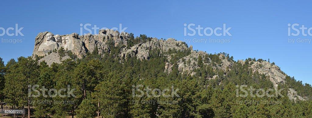 Mount Rushmore, South Dakota USA stock photo