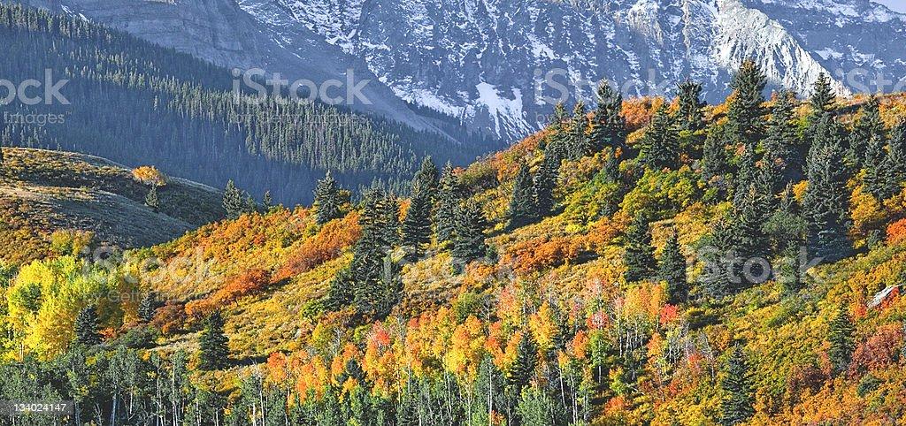 Mont Sneffel ploMB photo libre de droits