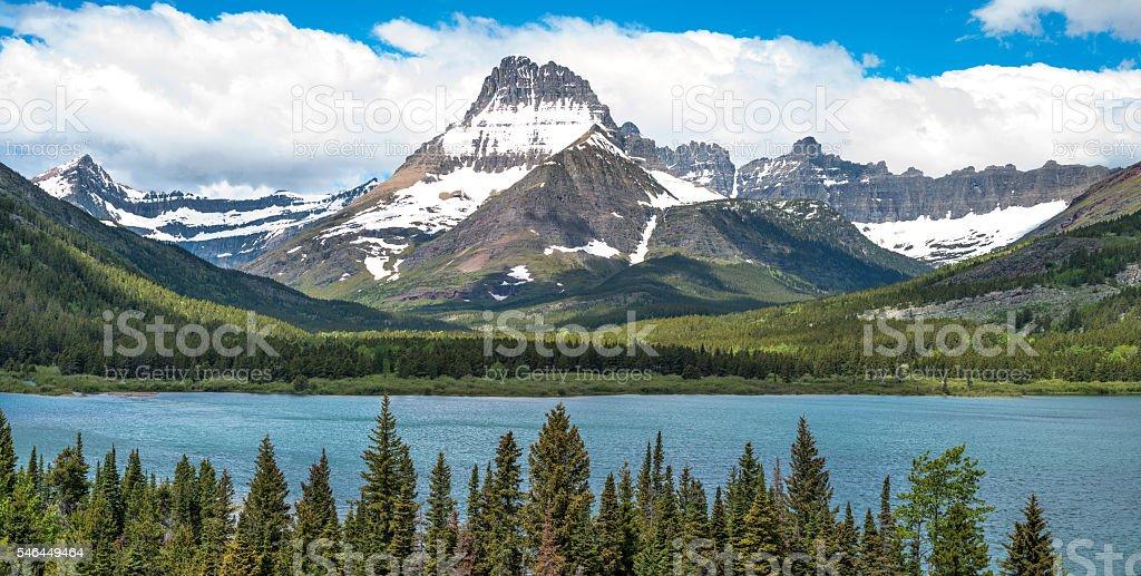 Mount Wilbur stock photo
