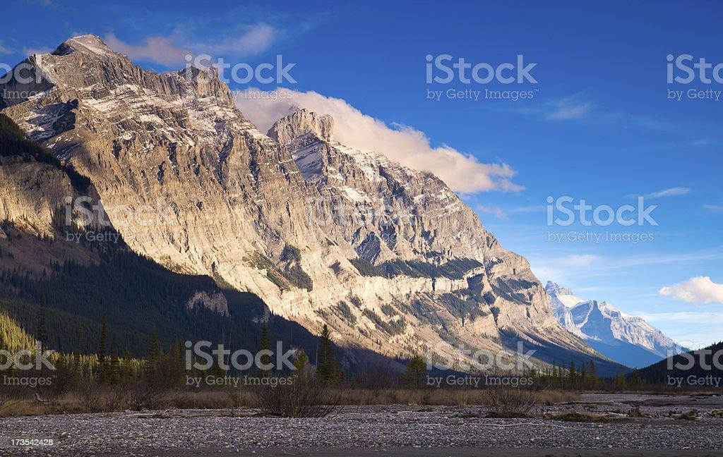 Mount Wilson royalty-free stock photo