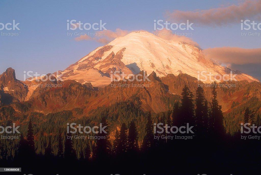 Mountain 05 stock photo