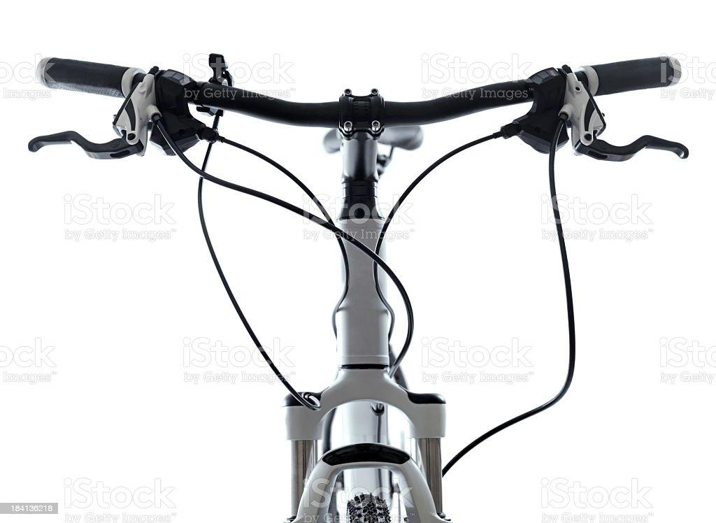 Mountain Bicycle royalty-free stock photo