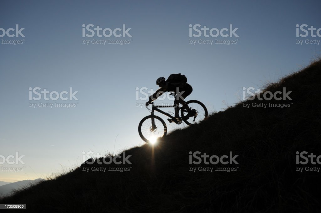 Mountain Bike Bicycle royalty-free stock photo