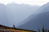 Mountain Bike Climb