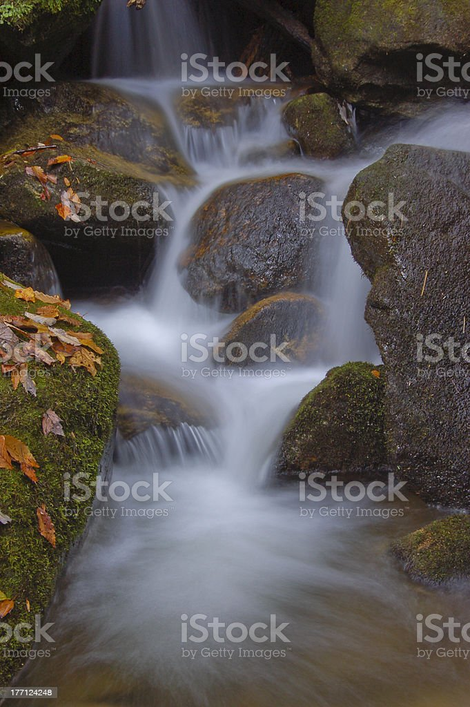 mountain creek stock photo