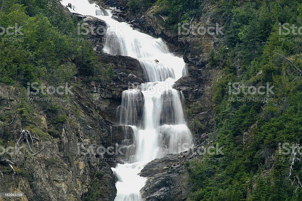 mountain fall royalty-free stock photo