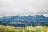 Mountain khaoko, Mountain Fog