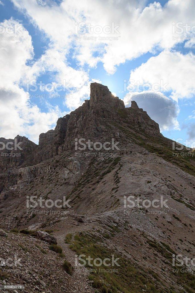Mountain Krottenk?pfe stock photo