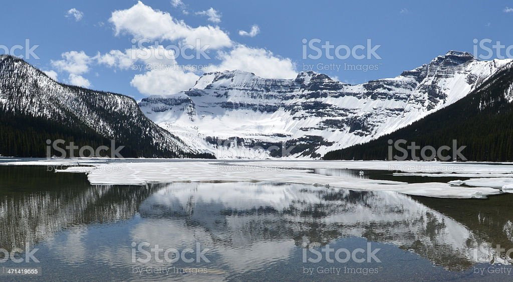 lake at the end of the