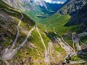 Mountain landscape, Norway