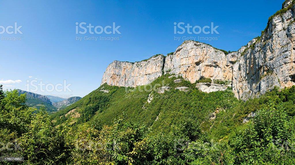 Mountain landscape(XXXL) royalty-free stock photo