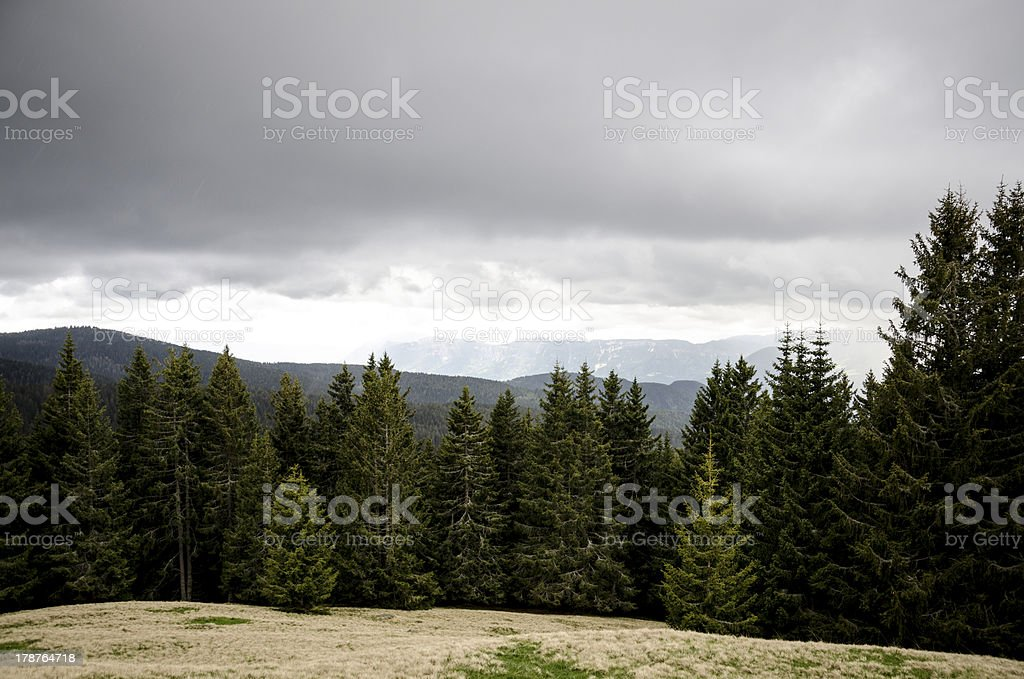 Mountain Landscape #5 royalty-free stock photo