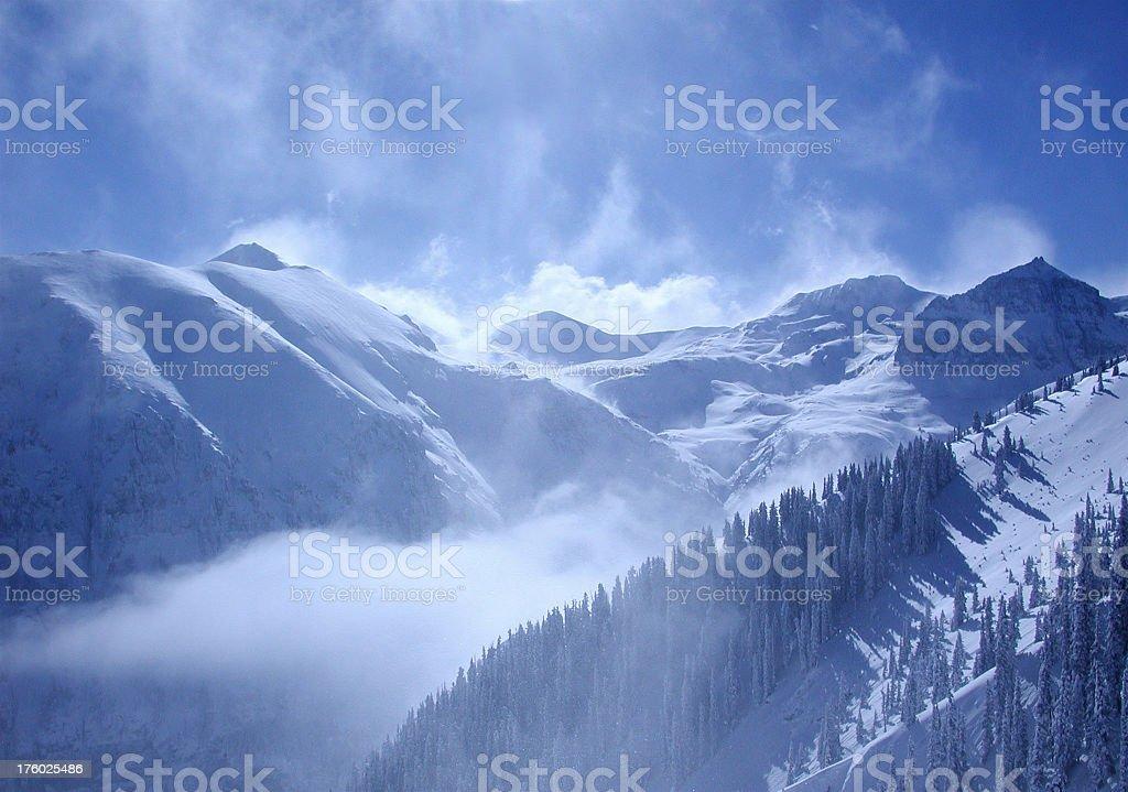 Mountain Magic royalty-free stock photo