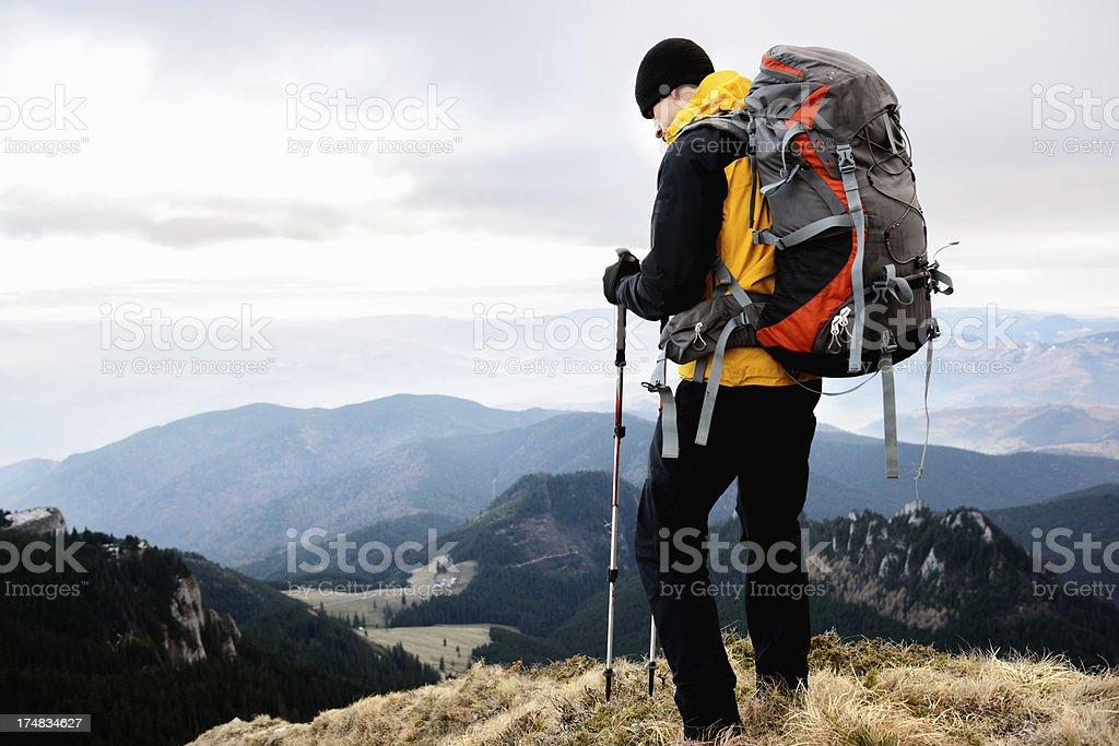 mountain mam royalty-free stock photo