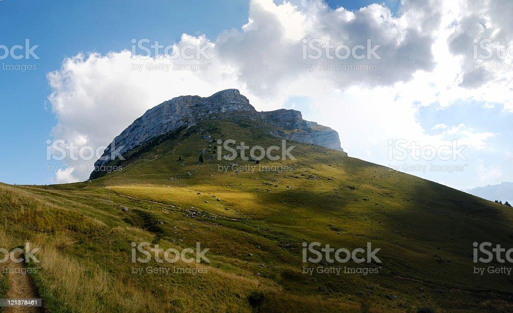 Mountain Peak (XXL) stock photo
