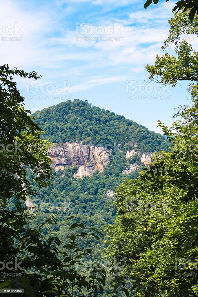 Mountain Peak stock photo