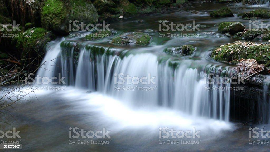 マウンテンパールの滝 ロイヤリティフリーストックフォト