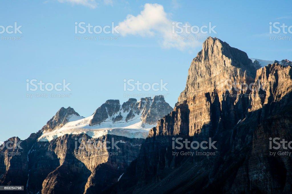 Mountain Pinnacle stock photo