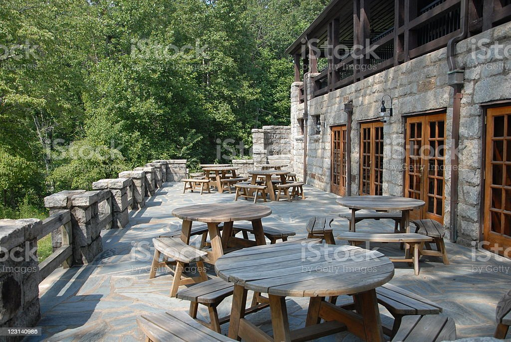 Mountain Place royalty-free stock photo