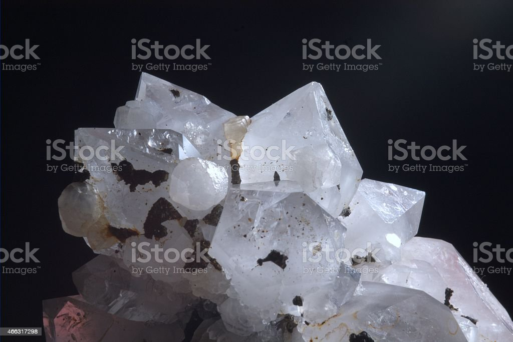 Mountain Quartz stock photo